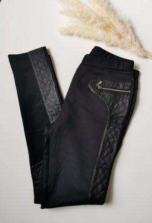 Stretch broek zwart