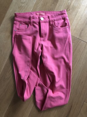 Jeggings neon pink-pink