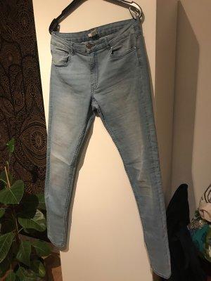 H&M Stretch Trousers azure