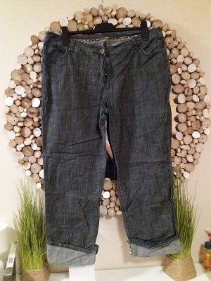 Yessica Jeans stretch bleu foncé
