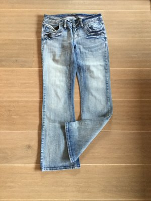 Only Jeans bootcut gris ardoise