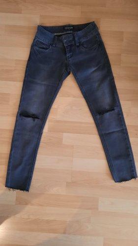 Toxik3 Stretch Jeans black