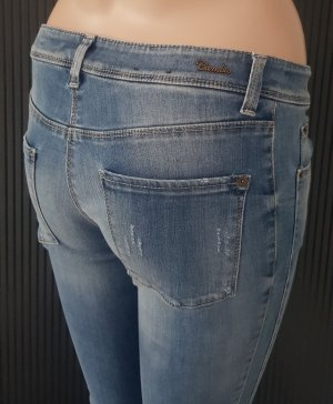 Cambio Jeans Stretch Jeans blue