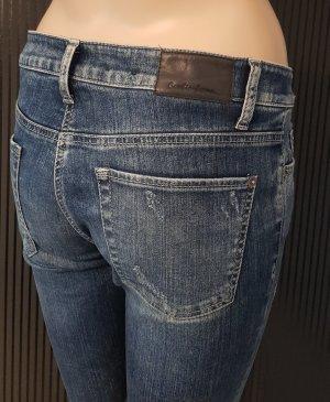 Cambio Jeans stretch bleu