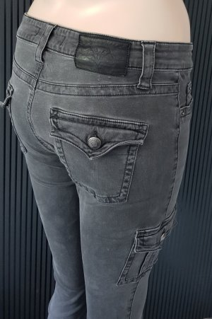 Cambio Jeans Stretch Jeans grey