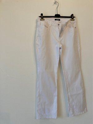 Rosner Straight Leg Jeans white