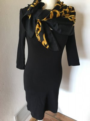 H&M Sukienka tuba czarny