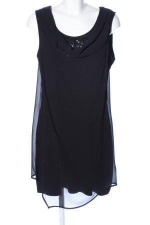 Selection by s.oliver Stretchkleid schwarz klassischer Stil