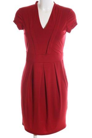Stretchkleid von ANNA FIELD - rot - Gr. 36 - Business-Look