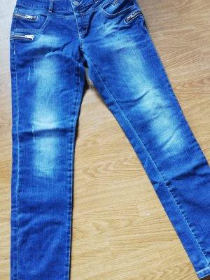 Stretchose Jeans gr. 38 Mandarin