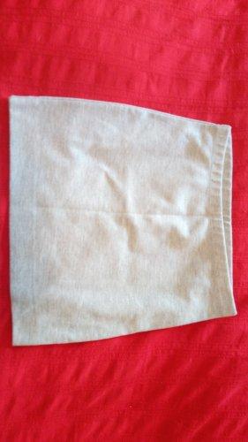 H&M Spódnica ze stretchu jasnoszary