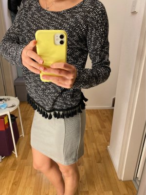Buffalo Mini-jupe argenté