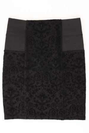 Stretchrock Größe 34 schwarz