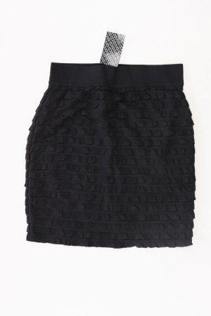 Falda stretch negro Poliéster