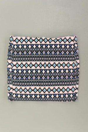 Stretchrock Größe 40 mehrfarbig aus Baumwolle