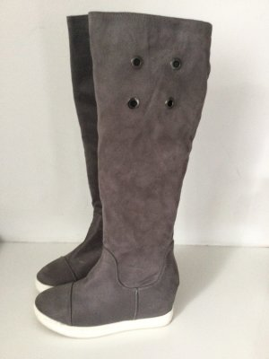 Vices Bottes stretch gris