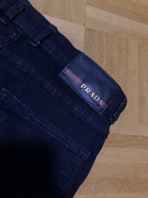 Prada Jeans elasticizzati nero