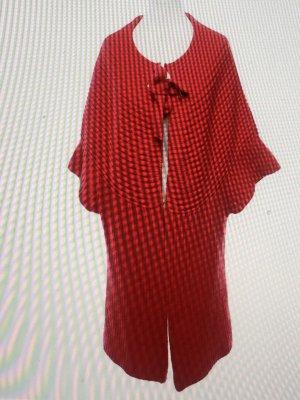 Escada Cardigan a maglia grossa rosso