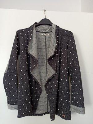 Roxy Knitted Blazer light grey-anthracite