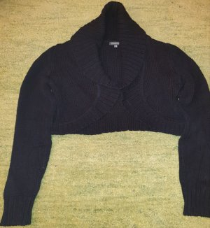 Street One Knitted Bolero black