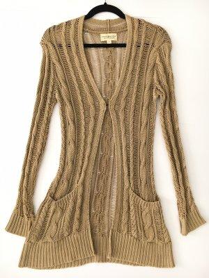 Denim & Supply Ralph Lauren Knitted Cardigan beige