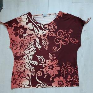 Strick/Chic : Shirt mit weit geschnittenen Ärmel Größe 42