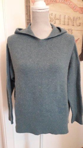 Strick hoodie