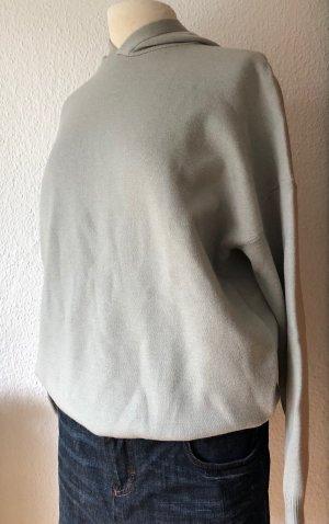 Strick-Hoodie von Zara, neu