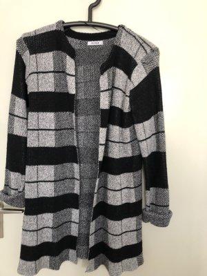 Colloseum Coarse Knitted Jacket multicolored