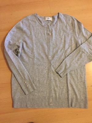 C&A Basics Shirt Jacket light grey