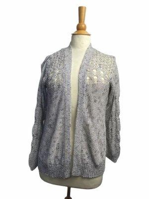 Kapalua Giacca in maglia argento-grigio chiaro