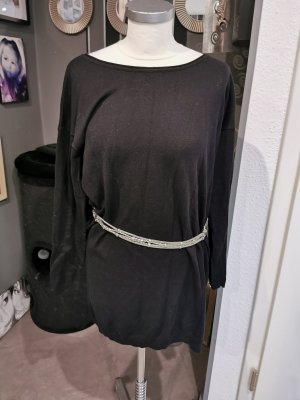 Esmara Wollen jurk zwart