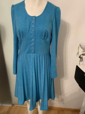 Betty Barclay Vestido corte imperio azul claro