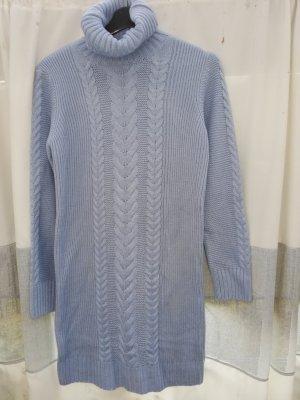 collection pimkie Vestido tejido azul celeste
