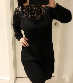 Only Knitted Dress black