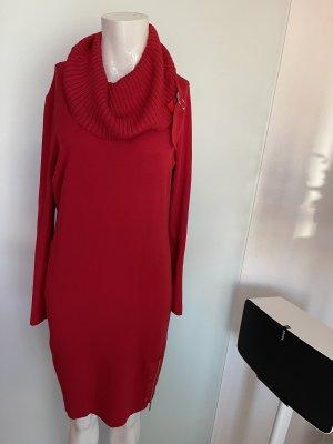 Strick Kleid  von Tuzzi Gr 42 XL rot