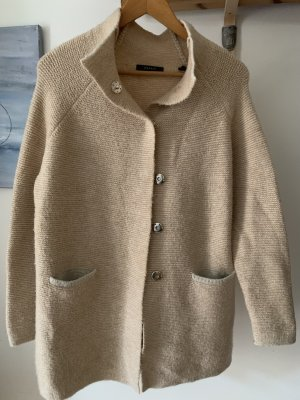 Esprit Knitted Coat multicolored polyacrylic