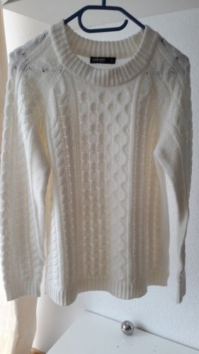 Colours of the World Long Sweater white