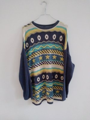 United Colors of Benetton Oversized Sweater multicolored