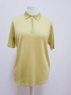 Strick Polo Shirt von Gönner - Neuwertig