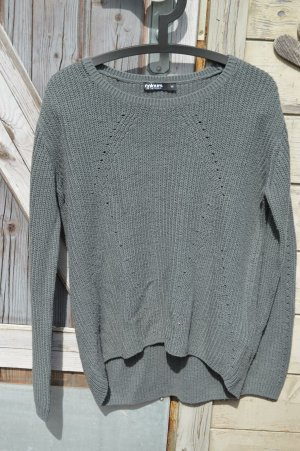 Colours of the World Knitted Sweater dark grey