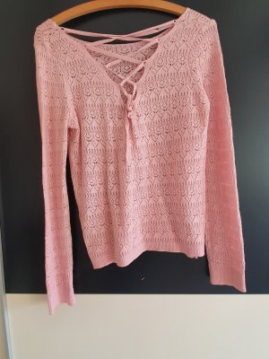 & other stories Knitted Sweater rose-gold-coloured