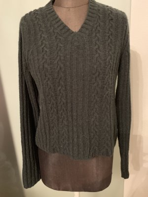 Knitted Sweater anthracite