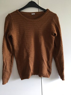Strick Pullover mit Muster