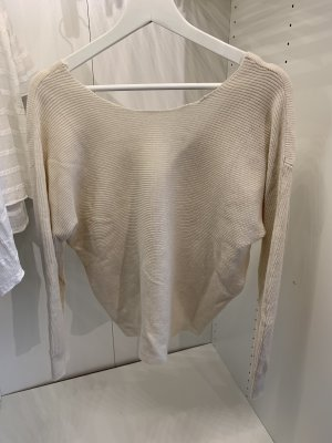 Strick Pullover mit Rückenausschnitt MANGO L