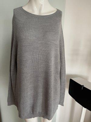 Strick Pullover Oversize Look Wollmischung Gr 38 40 M von Replay