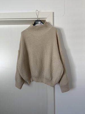 Strick Pullover Pulli Gestrickt Oversize