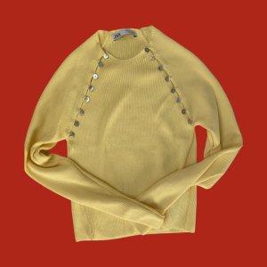 Strick Pullover Zara Gr. L
