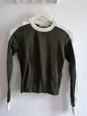 Strick Pullover Zara S
