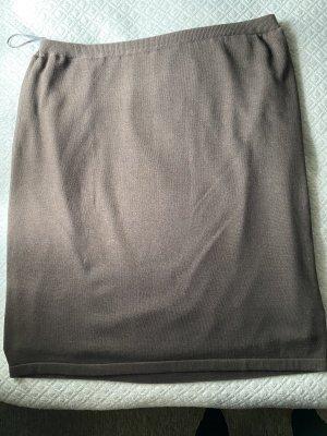 wenz Jupe tricotée brun